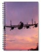 Lancaster Sunset Spiral Notebook