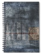 Land Bridge Spiral Notebook
