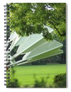Land Of Giants Spiral Notebook