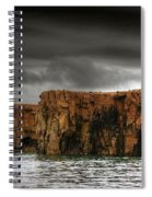 Land Of The Beginning Of Time... Spiral Notebook