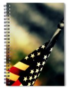 Land Of The Free - 2 Spiral Notebook