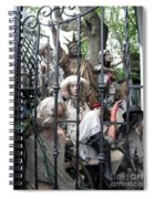 Land Of The Free  #2  Spiral Notebook