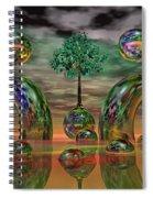 Land Of World 8624036 Spiral Notebook