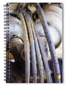 Landing Gear 2 Spiral Notebook