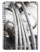 Landing Gear Spiral Notebook