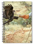 Landing One Spiral Notebook