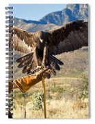 Landing Two Spiral Notebook