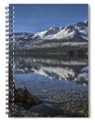 Landmarks Spiral Notebook
