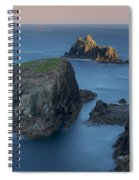 Lands End Dawn Spiral Notebook