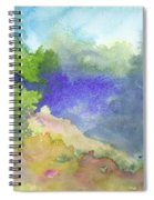 Landscape 5 Spiral Notebook