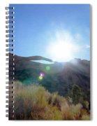 Landscape Arch 1 Spiral Notebook