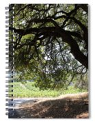 Landscape At The Jack London Ranch In The Sonoma California Wine Country 5d24583 Spiral Notebook