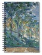 Landscape, C.1900 Spiral Notebook