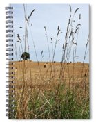 Landscape Of France Spiral Notebook