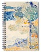 Landscape. Saint Clair Spiral Notebook