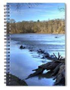 Landsford Canal-1 Spiral Notebook