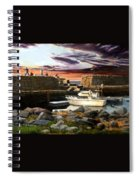 Lanes Cove Gloucester Spiral Notebook