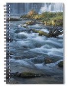 Lanesboro Dam 10 Spiral Notebook
