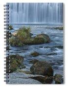 Lanesboro Dam 9 Spiral Notebook