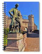 Lange Wapper Spiral Notebook