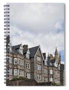 Langland Bay Manor Spiral Notebook