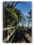 Langmoor-lister Bridge Spiral Notebook