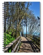 Langmoor-lister Gardens Spiral Notebook