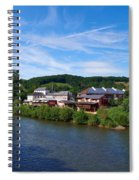 Langsur Germany From Luxemburg Spiral Notebook