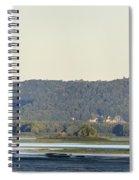 Lansing Iowa Spiral Notebook