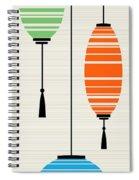 Lanterns 1 Spiral Notebook