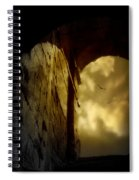 L'antico Portale Spiral Notebook