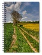 L'arbre Spiral Notebook