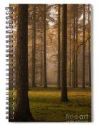 Larch Grove Spiral Notebook