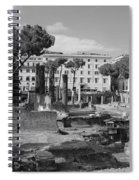 Largo Di Torre - Roma Spiral Notebook