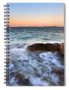 Larrabee Sunset Spiral Notebook