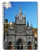 Las Lajas Front Spiral Notebook