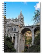 Las Lajas Sanctuary Spiral Notebook