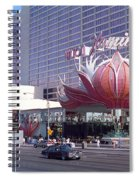 Las Vegas 8 Spiral Notebook
