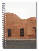 Las Vegas New Mexico Church Spiral Notebook