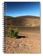 Lassen Cinder Cone Spiral Notebook