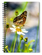 Last Bloomin Flower  Spiral Notebook