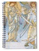 Last Judgement 3 Spiral Notebook