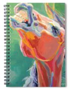Last Laugh Spiral Notebook
