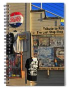 Last Stop Shop Spiral Notebook