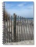 Last Summer Spiral Notebook