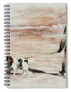 Last Walk Spiral Notebook
