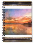 Lasting Moments Spiral Notebook