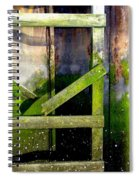 Late Afternoon Beauty Spiral Notebook
