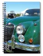 Jaguar Xk-150 Spiral Notebook