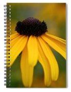 Late Summer Blooms Spiral Notebook